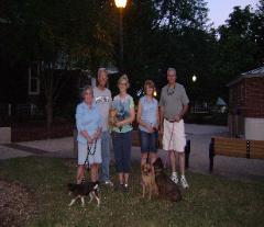 Wheaton Park District Dog Training
